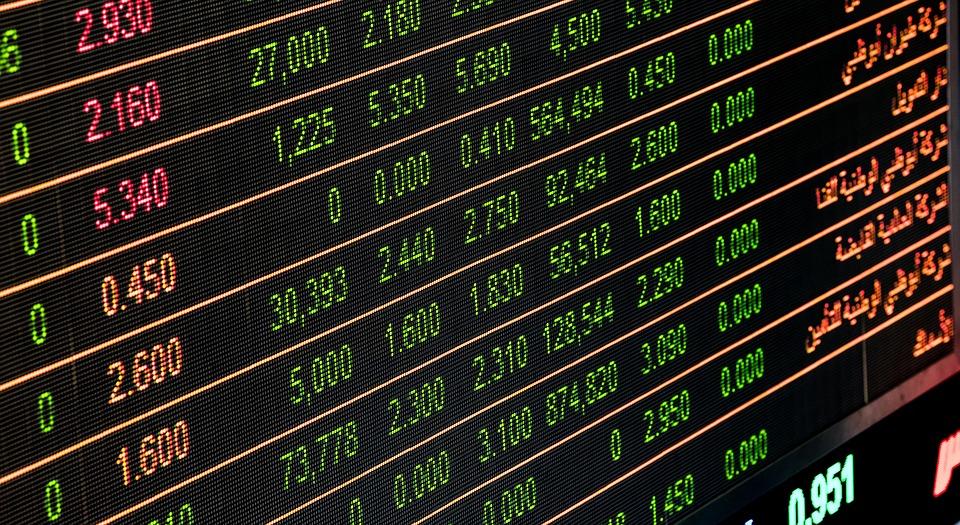 trading marché financier